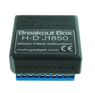 Motogadget Breakout Box HD - Keband