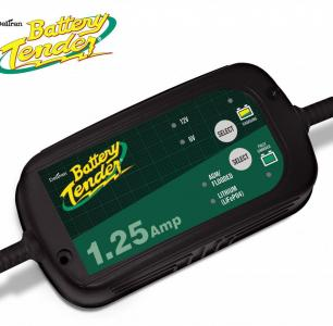 battery tender selectable 1.25A keband custom parts