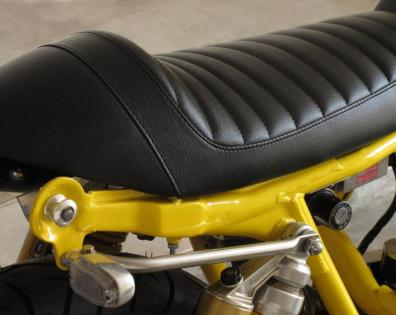 Keband Custom Parts SR cafe racer seat